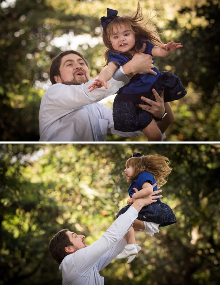 fotos familia al aire libre