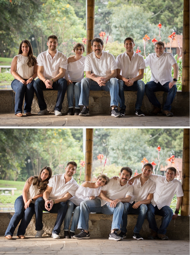 fotografo familia al aire libre bogota