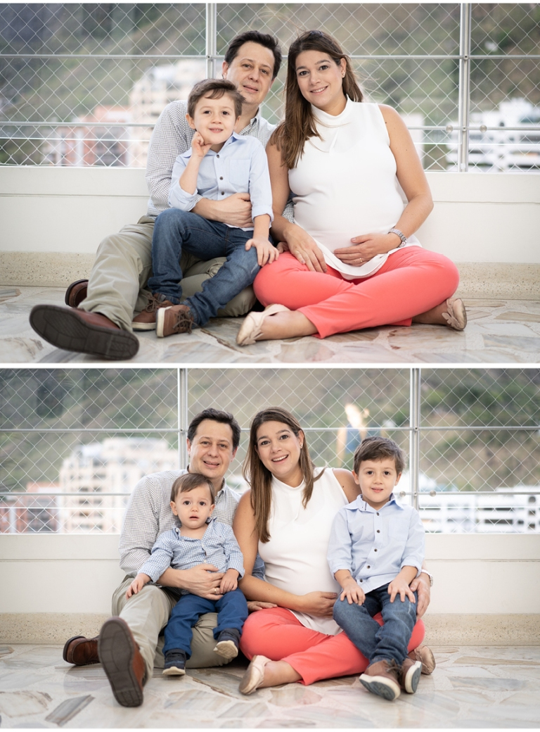 sesion de familia en casa cali5