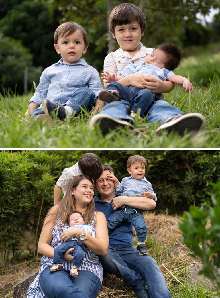 sesion de familia recien nacido cali2