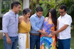 fotografo sesion embarazo y shower cali