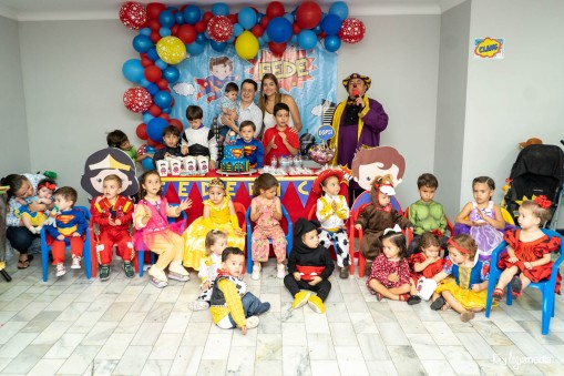 Fotógrafo fiesta infantil cumpleaños Cali